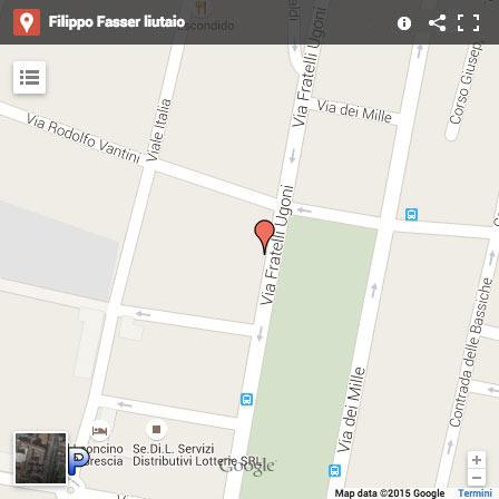 Mappa Filippo Fasser
